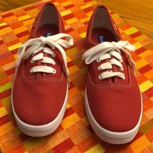 Keds Sneakers Red Wms Sz 7.5